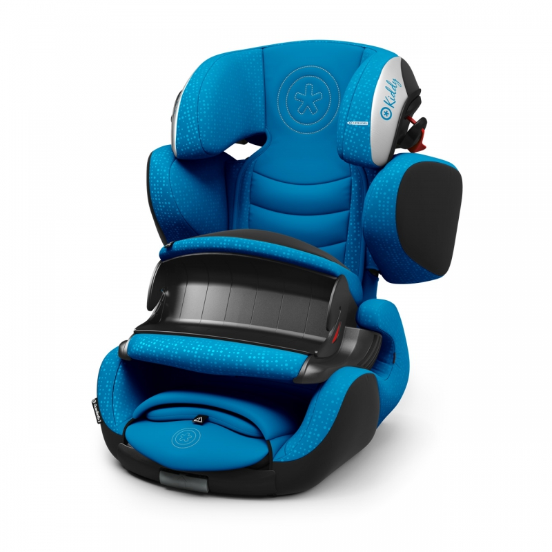 Kiddy Guardianfix 3 Summer Blue